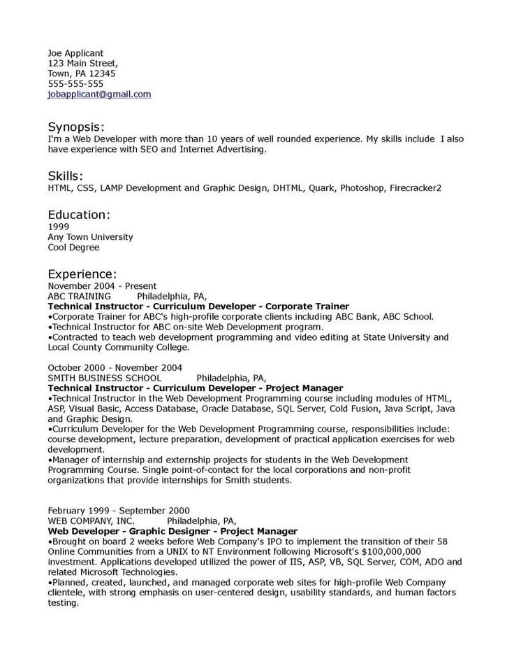 Πάνω από 25 κορυφαίες ιδέες για Resume outline στο Pinterest - outline of a resume