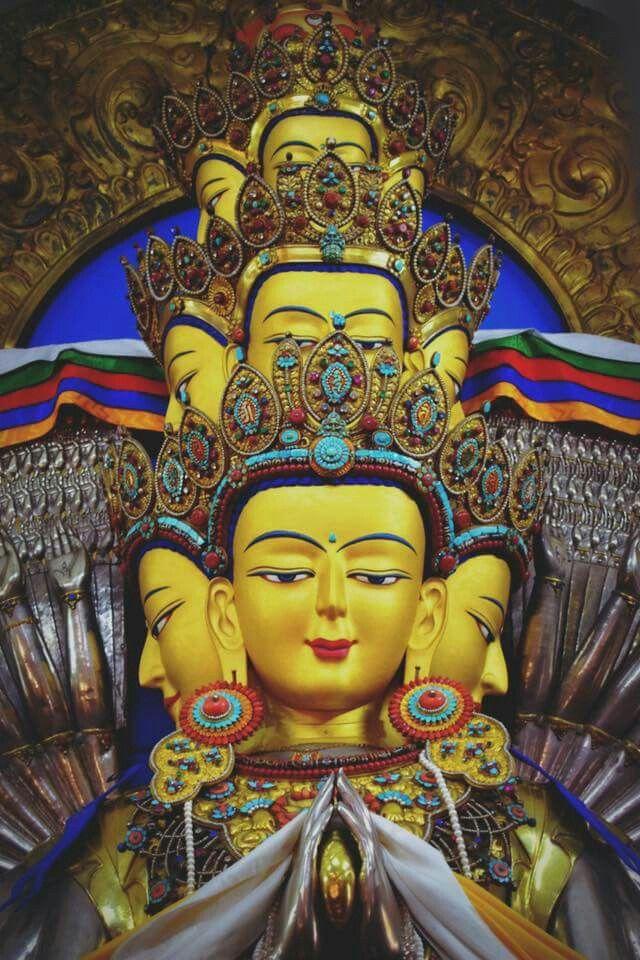 Dalai Lama Temple, Mcleod Ganj, Himanchal Pradesh