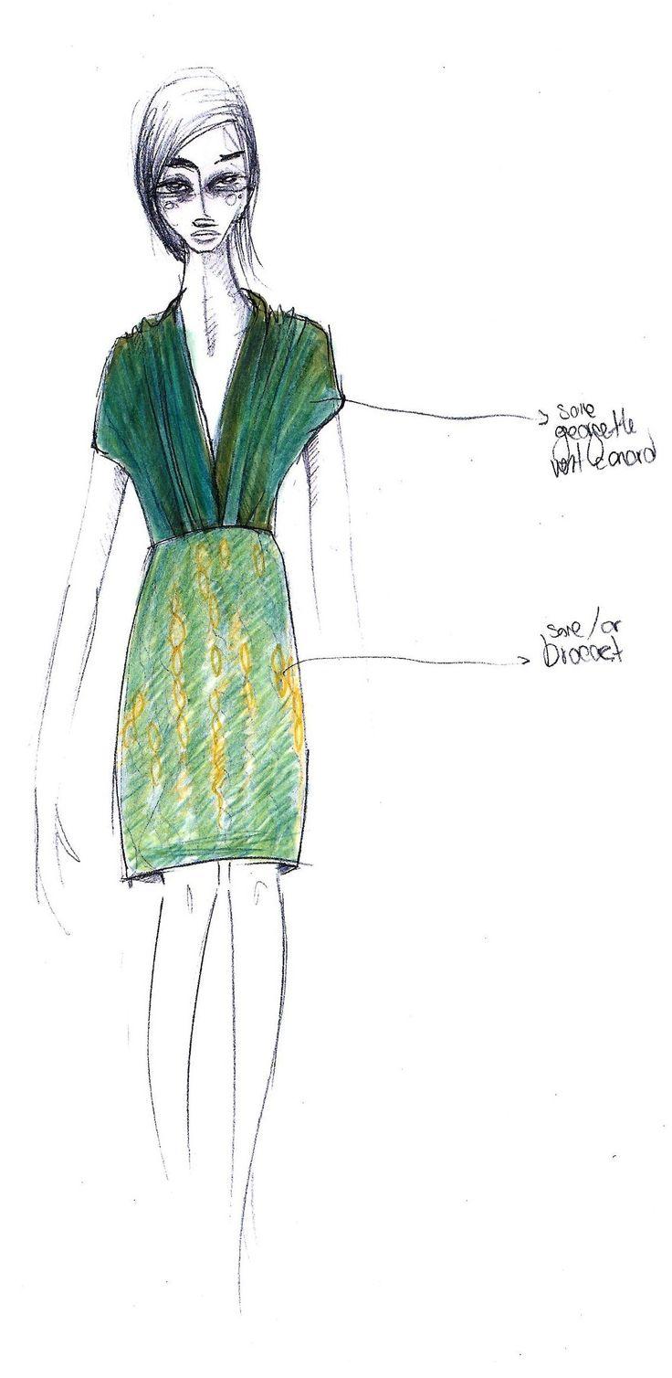 La Parisienne / Dress No. 2