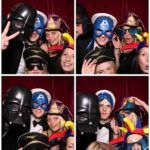 Hartley Wintney Photo Booth – Olivia and Imogen
