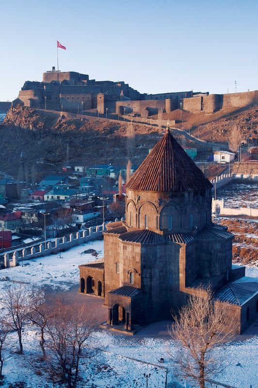 Kars Ancient Armenia