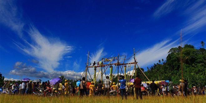 Gallery Foto Festival Teluk Amurang