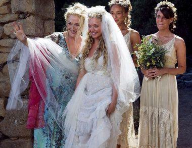 Ashley Lilley & Rachel McDowall in Mamma Mia!
