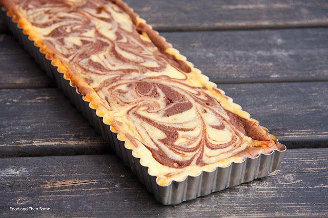 Moruga Chocolate Cheesecake Tart - Moruga-suklaajuustorttu