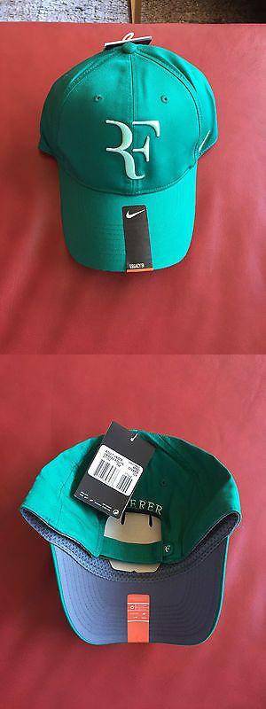 Hats and Headwear 159160: New Nike Hybrid Rf Roger Federer Hat Cap Legacy 371202-346 Nadal Tennis Swoosh -> BUY IT NOW ONLY: $35 on eBay!