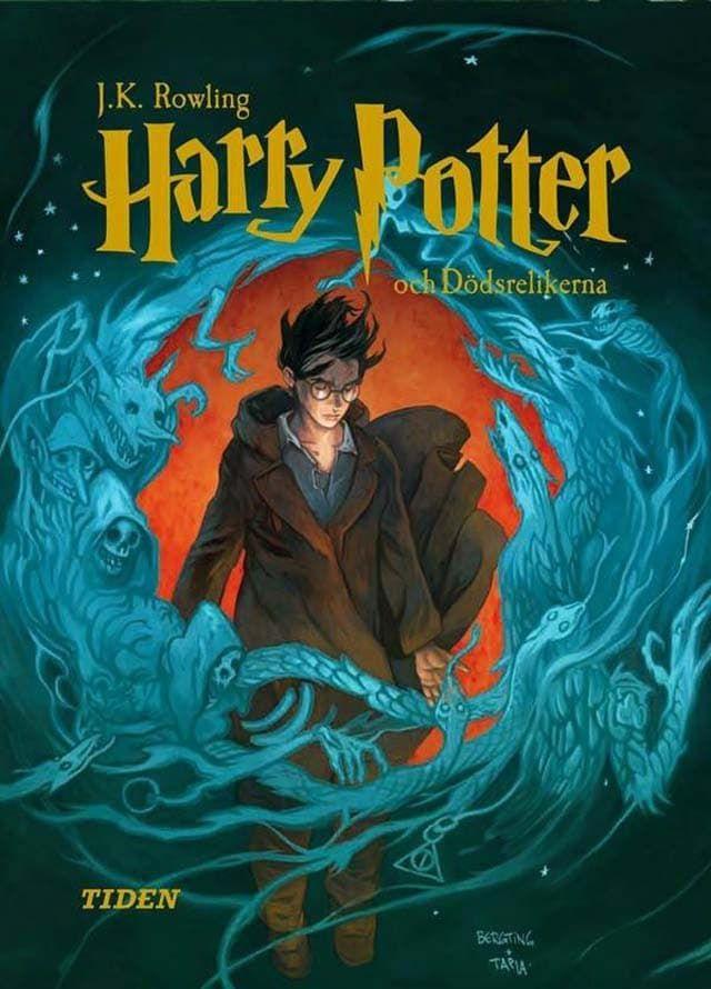 Alvaro Tapia - Harry Potter och Dödsrelikerna (Tiden)