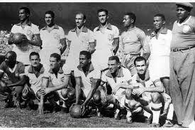 Jugadores de Brasil en 1950