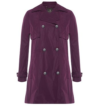 Soft trench coat in GATEAUX at Westfield Bondi Junction