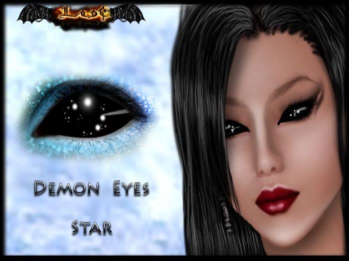 Demon Eyes *** EYES MESH ***
