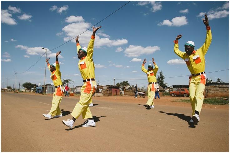 Pantsula Dancers, Johannesburg, South Africa