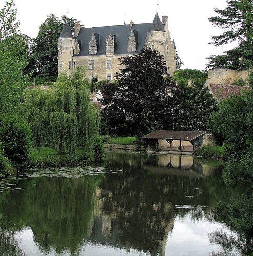 Château de Montrésor, Indre-et-Loire, France   Flickr - Photo Sharing!