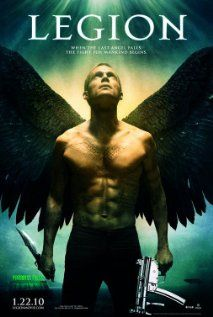 Legion (2010) - Paul Bettany, Dennis Quaid