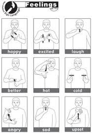 The 12 best Makaton signs & symbols images on Pinterest