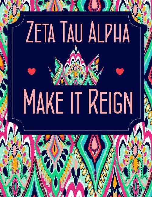 make it reign! #zta