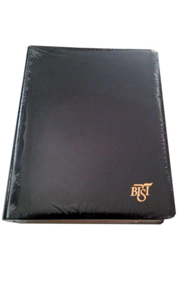 Biblia de studiu inductiv (trad. D. Cornilescu) - neagra