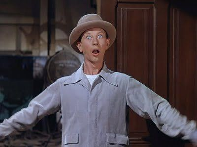 """""""Make 'em laugh! Don't you know everyone wants to laugh?"""" -Make 'Em Laugh, Singin' In the Rain"""