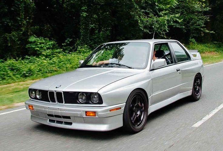 Frankenstein's 1989 BMW M3 Is For Sale On eBay With An M5 V10 Engine - Supercompressor.com