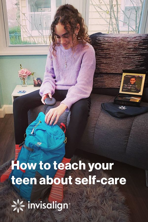 From taking care of their smile to managing their sleep schedule, consumer  expert Trae Bodge shares the tools parents need to teach teens the  importance of ...
