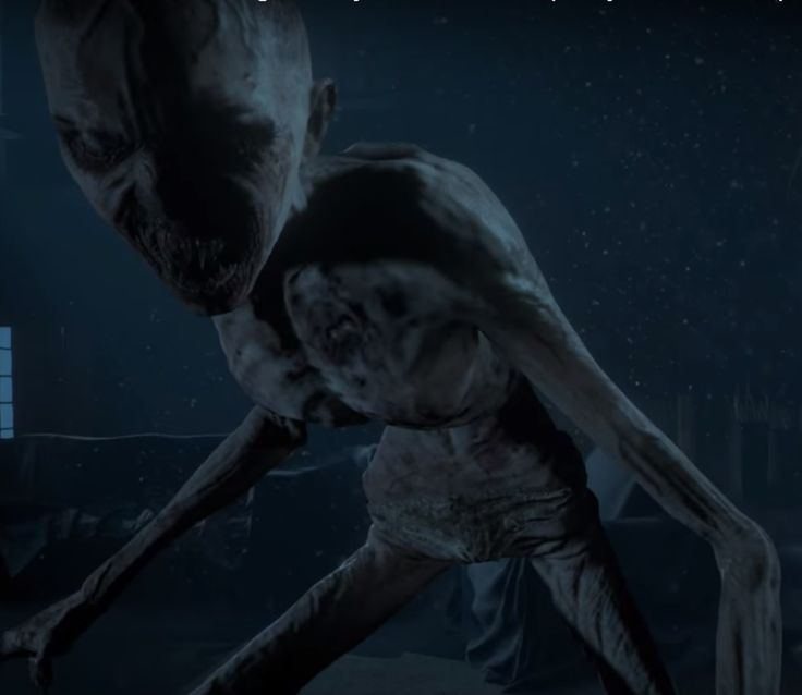 This is an image from Until Dawn of the Wendigo and I chose this one because it is very different from the one from Hannibal and I want a variety of ideas and possibly put some together to get my own unique design. - A.M.