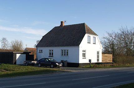 Hus til salg på Samsø
