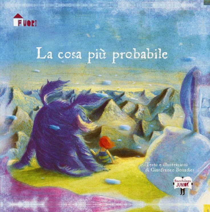 Mamma Claudia e le avventure del Topastro: Venerdì del libro: La cosa più probabile