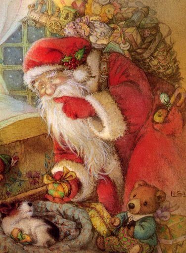 Lisi Martin- Santa