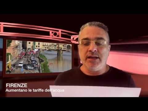 Spazio Informazione Libera: Firenze - Aumentano le tariffe dell'acqua