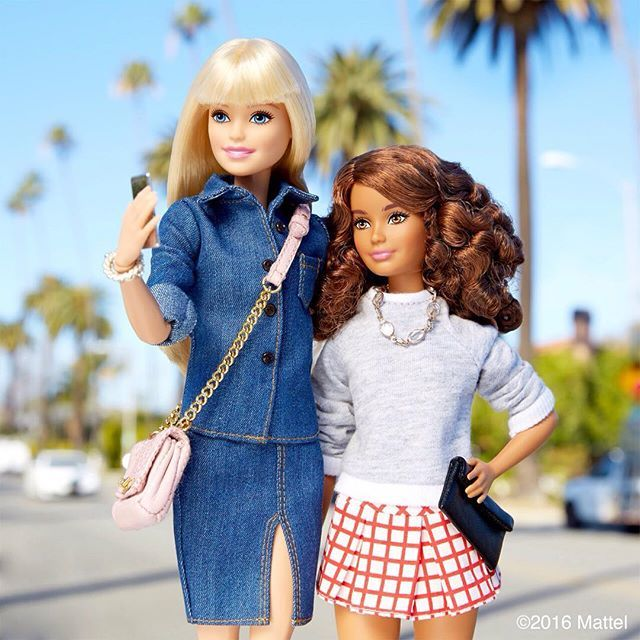 Barbie® @barbiestyle New friends, new ...Instagram photo | Websta (Webstagram)