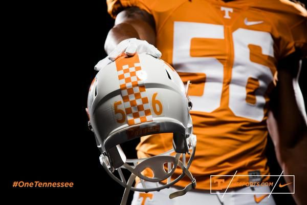 "Tennessee Football on Twitter: ""Check out the back of the #Vols ..."