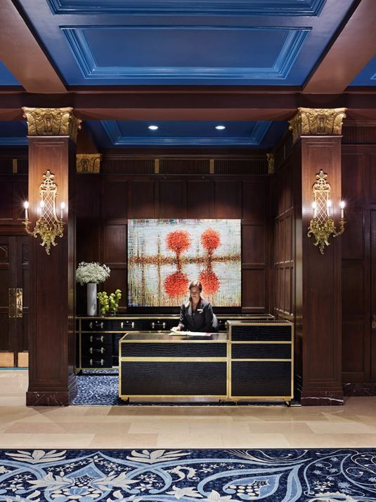 37 best photos int rieures interior photos of fairmont for Design hotel quebec city