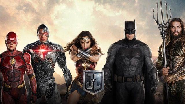 Unite the League! New Justice League Photo Debuts