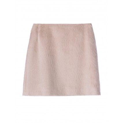 L'Autre Chose miniskirt #pink #fashion #FW2013