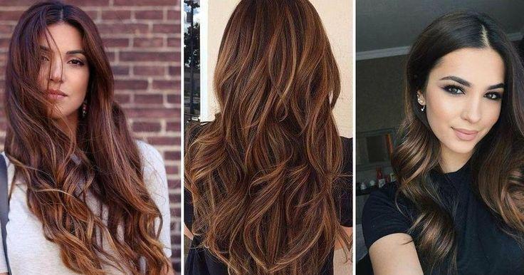 ¿Morena o piel bronceada?¡Tu color de cabello es el caramelo!