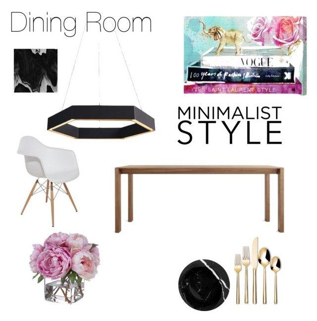 """Dining Room"" by libbyellmers on Polyvore featuring interior, interiors, interior design, home, home decor, interior decorating, Blu Dot, Threshold, David Jones and Nuevo"