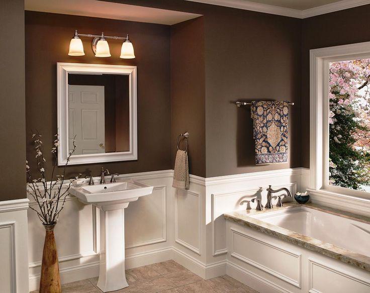 enchanting bathroom sconces brushed nickel kohler kitchen faucets repair wall lamps lighten on