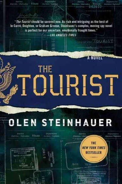 68 best spy thrillers images on pinterest thrillers books to read the tourist fandeluxe Images