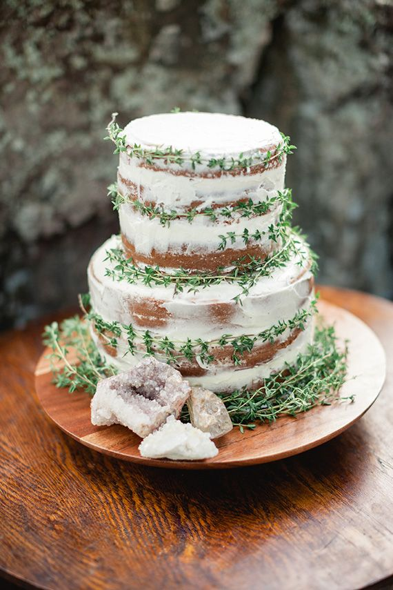 40+ Your Bohemian Wedding Cake Inspiration