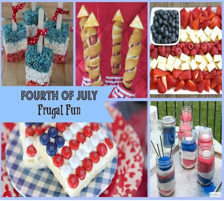 4th of july food projects