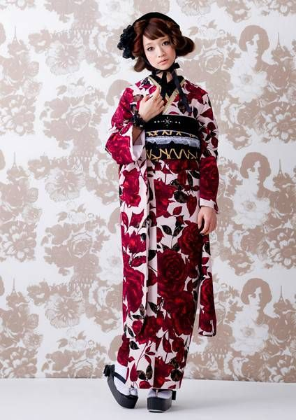 Kimono(着物)・Hakama(袴)・Yukata(浴衣)で良いと思ったデザインをまとめました。
