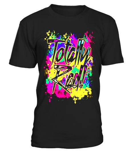 "# Totally Rad 80s Neon Paint Splash 1980s Party T-Shirt .  Special Offer, not available in shops      Comes in a variety of styles and colours      Buy yours now before it is too late!      Secured payment via Visa / Mastercard / Amex / PayPal      How to place an order            Choose the model from the drop-down menu      Click on ""Buy it now""      Choose the size and the quantity      Add your delivery address and bank details      And that's it!      Tags: Get some buckets of paint and…"