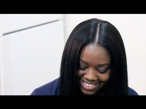 Basic Full Weave Installation with Minimal Leave-Out (Part II) - YouTube