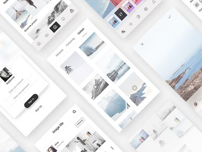 Image Life App Design02