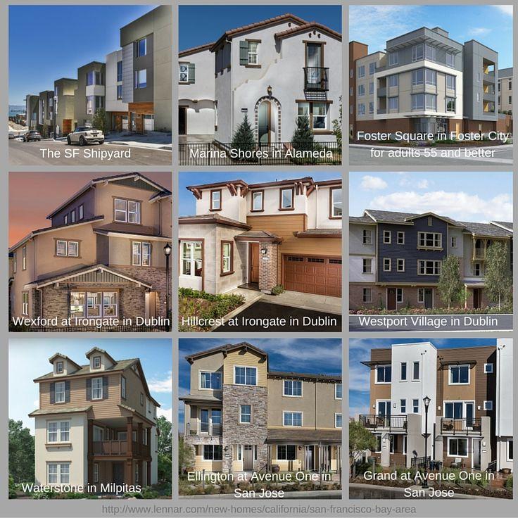 New Homes Near San Jose Bart