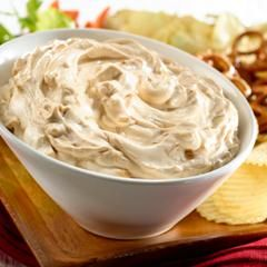 Dip to Win voting is officially closed! Here's something to love while you wait for the results: try our classic Creamy Onion Dip. #oniondip #recipe