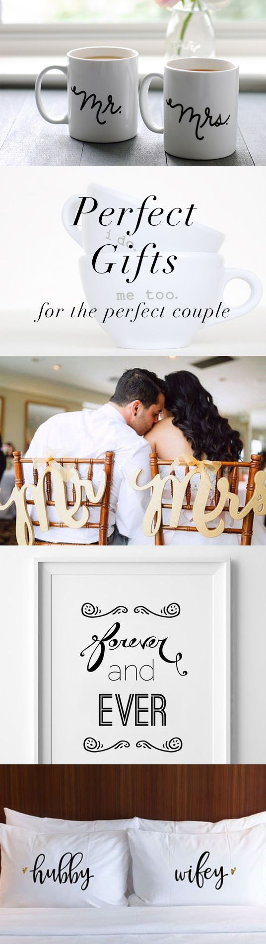 Wedding Gift Ideas that Will Make You Want to Get Married
