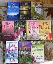 Fern Michaels:  Sisterhood Series
