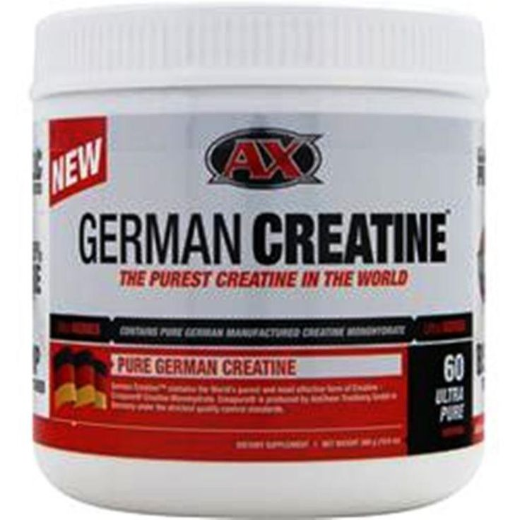 You'll get better results! ATHLETIC XTREME German Creatine 300-600-900-1500-300/pack love better quality #ATHLETICXTREME