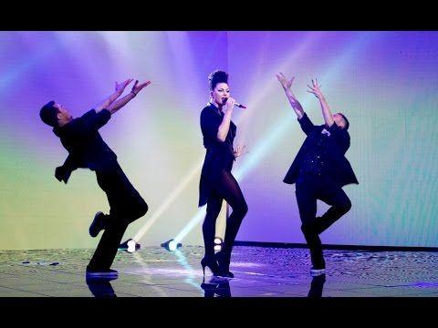 TV Performance - Giving up your love - Eurovision Belarus 2015 - Tasha Odi