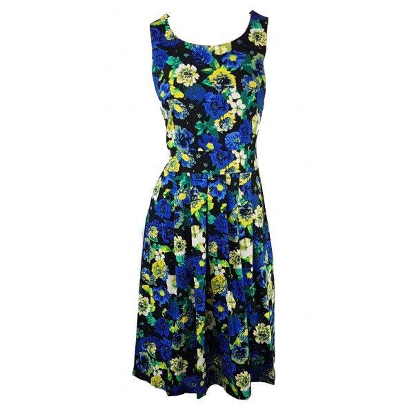 Gaires Floral Party Dress