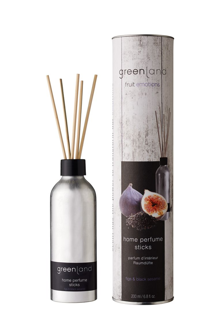 Home Perfume diffuser with a scent combination of Figs and black sesame. For an ultimate relaxation experience in your home.